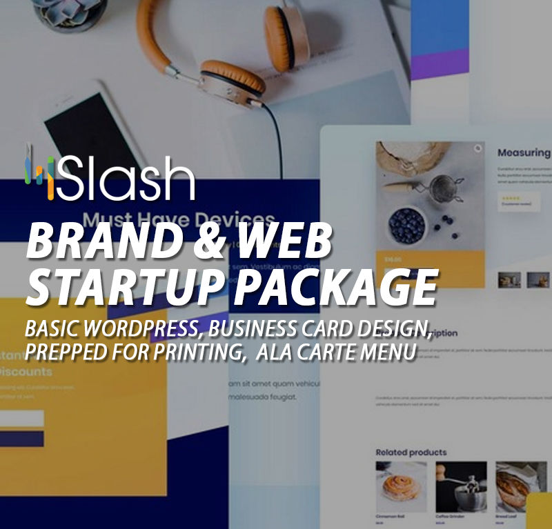 Brand & Web Startup Package
