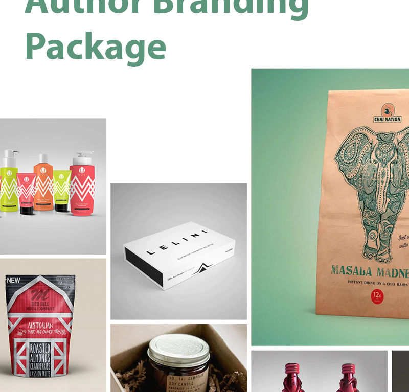 Author Branding Package