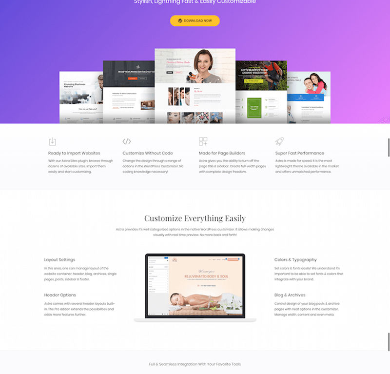 Responsive and SEO Ready Website Design