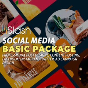 Social Media Basic Package