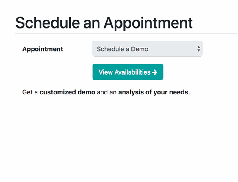 Appointments-Scheduled