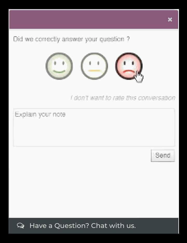 Chat-Feedback